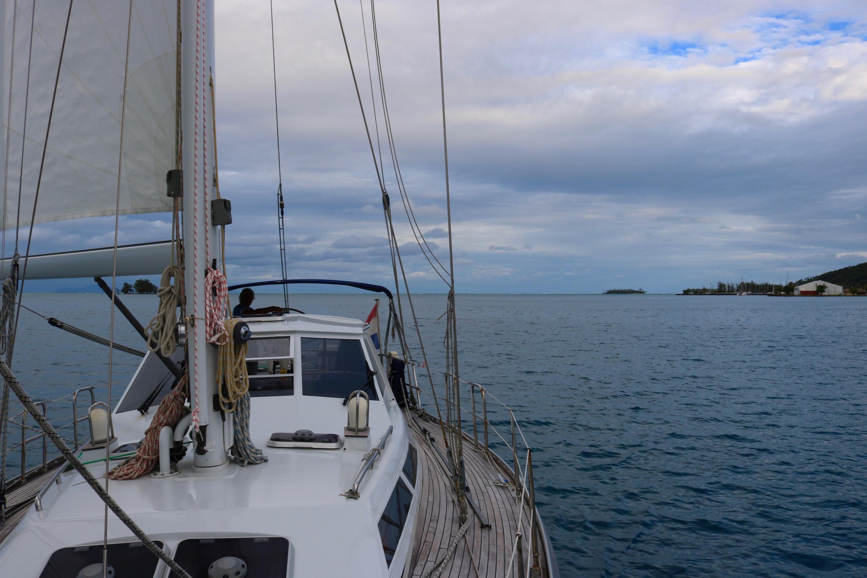 weer whitsunday islands